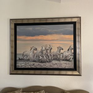 Huge Horse Painting for Sale in Port St. Lucie, FL