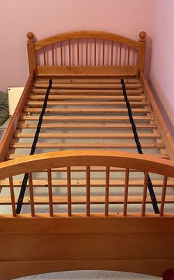Twin Bed Frame for Sale in Cupertino,  CA