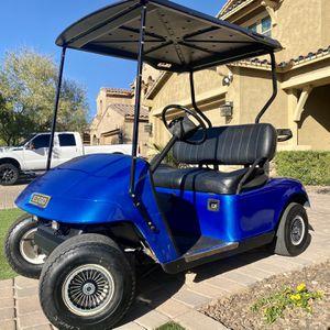 Clean EZGO Electric Golf Cart for Sale in Gilbert, AZ