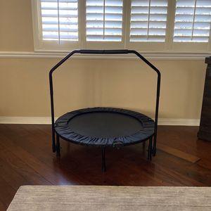 Exercise Trampoline for Sale in Oceanside, CA