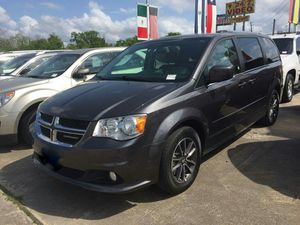 2017 Dodge Caravan for Sale in Houston, TX