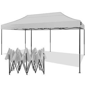 Canopy Tent 10x20 Pop Up Instant Shelter Shade Heavy Duty Commercial Outdoor Party Tent 10 x 20 for Sale in Ontario, CA