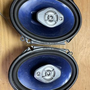 6X8 PIONEER SPEAKERS for Sale in Canby, OR