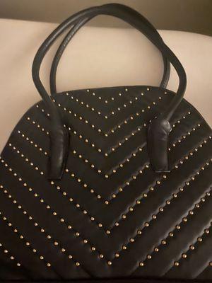 Soft leather black handbag purse for Sale in Clinton, MD