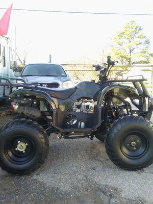 Motorcycle 4 wheeler four wheeler dirt bike go kart Atv cuatrimoto for Sale in Dallas, TX