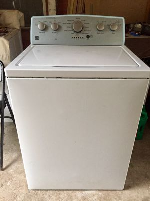 KENMORE Washer/ Lavadora for Sale in Carrollton, TX