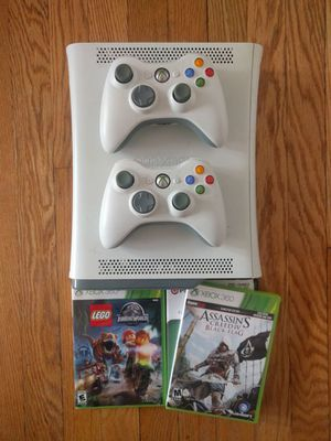 Xbox 360 cheap! W/ games for Sale in Charlotte, NC