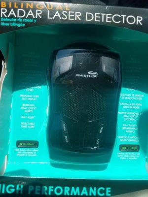 Whistler Radar Detector for Sale in Abilene, TX