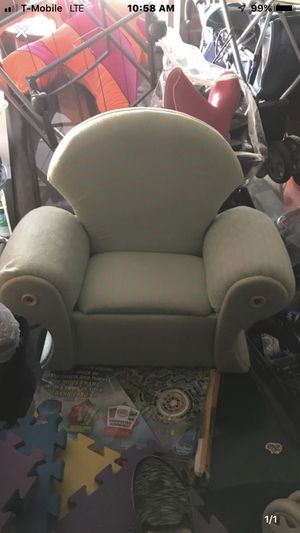 Kids couch chair for Sale in Clifton, NJ
