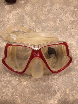 Mares set mask snorkel flippers wet shirt bag backpack for Sale in Haverhill, FL