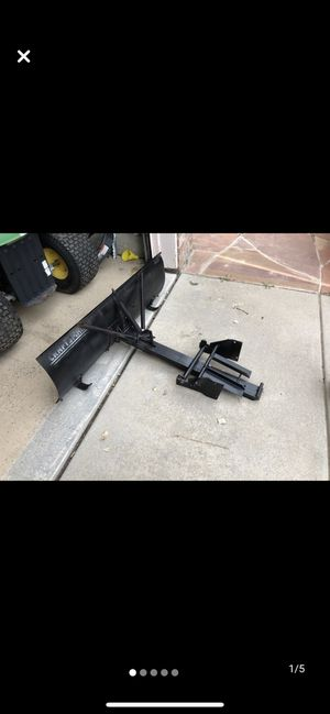 Plowed attachment for craftsman / tractor for Sale in Centennial, CO