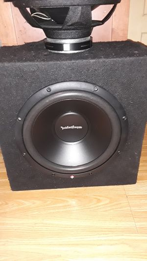 Rockford fosgate r2 brand new for Sale in Painesville, OH