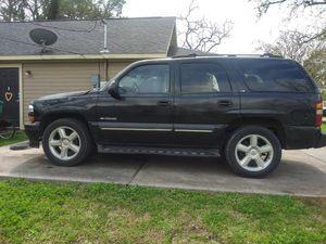 2002 Chevy Tahoe for Sale in La Marque, TX