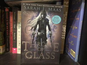 Throne of Glass (Paperback) for Sale in La Puente, CA