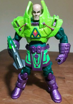 Lex Luthor Action Figure dc comics classics superman toy for Sale in Marietta, GA