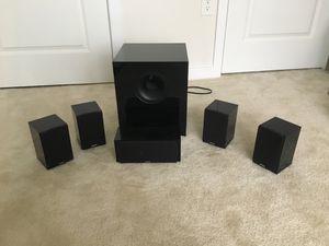 Energy Take Classic 5.1 Surround Sound Speakers for Sale in Fairfax, VA