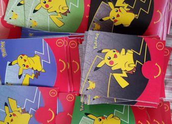 25th Anniversary McDonald's Pokemon Cards for Sale in Pompano Beach,  FL
