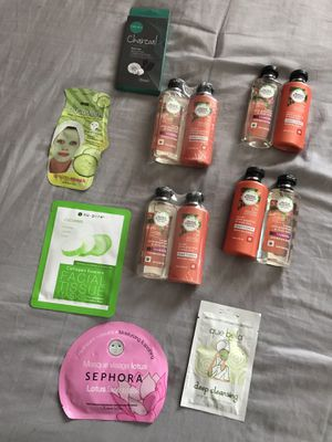 Herbal Essences shampoo and conditioner & face masks for Sale in Los Angeles, CA