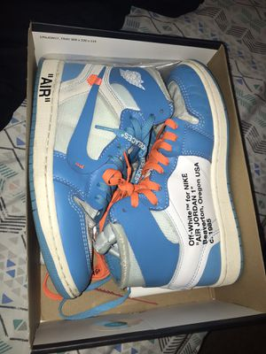 7199bb5c2bab5c UNC off white 1s for Sale in Chesapeake