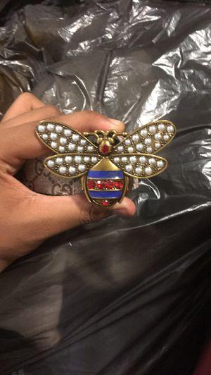Women's Butterfly Gucci Belt for Sale in Seattle, WA