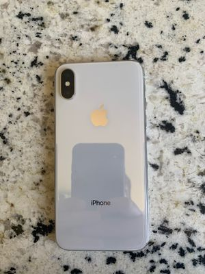 iPhone X WATER DAMAGED for Sale in Scottsdale, AZ