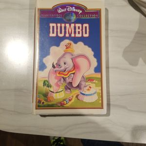 VHS -DUMBO The Original 1941 Movie for Sale in Deer Park, TX