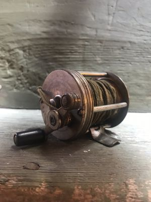 Shakespeare Uncle Sam fishing reel for Sale in New Paltz, NY