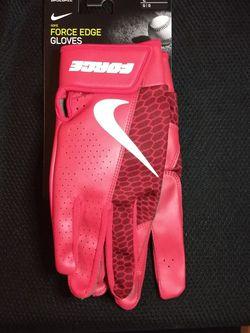 Men's Nike Force Edge Baseball Batting Glove Size Large for Sale in San Diego,  CA