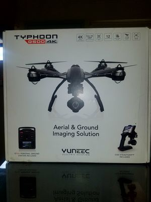 Drone Typhoone Yuneec Q500 4k for Sale in Beverly Hills, CA