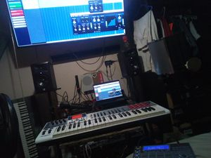 Complete home studio record vocals make beats everthing including cubase 7.5 for Sale in Mesa, AZ