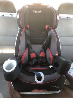 Graco nautilus 3 in 1 car seat , convertible to booster seat for Sale in Troy, MI