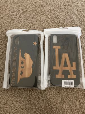 iPhone XR wood cases for Sale in Phoenix, AZ