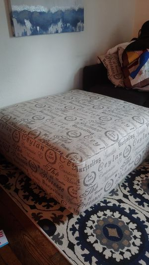 Ashley furniture ottoman for Sale in Eau Claire, WI