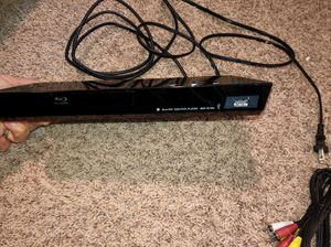 SONY BLU-RAY & DVD PLAYER for Sale in Midvale, UT