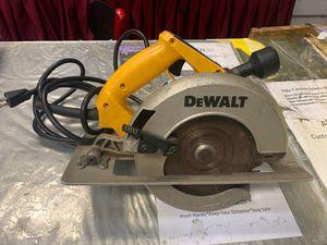 Dewalt circular saw for Sale in Washington, DC