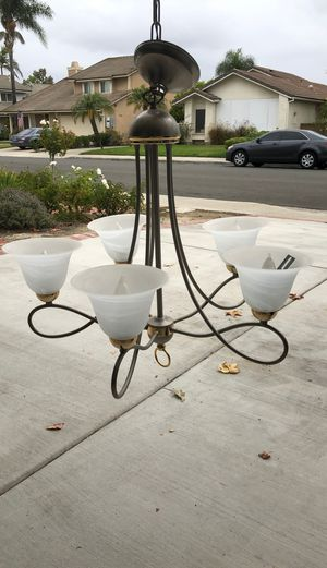 FREE 5 Light Chandelier for Sale in Mission Viejo, CA