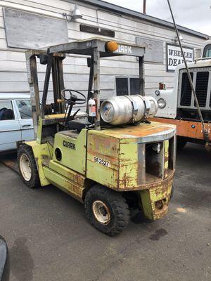 1995 Clark Forklift for Sale in Portland, OR