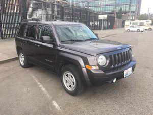 2016 Jeep Patriot Sport SE 4WD for Sale in Seattle, WA