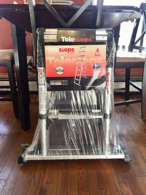 Telesteps Combination Ladder 12ES for Sale in New York, NY