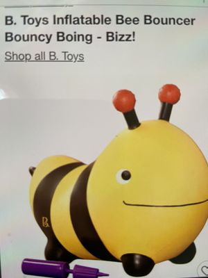 Very good condition Inflatable Bee for Sale in Temecula, CA