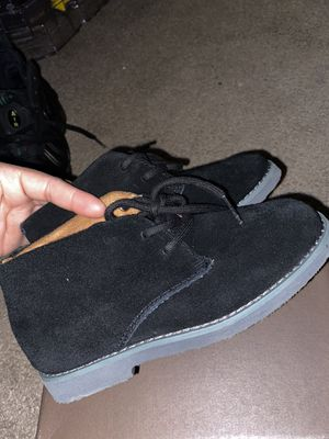 Suede boots (toddler boy's) for Sale in Lanham, MD
