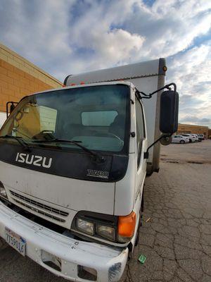 2005 Isuzu NPR 12ft Box FL Truck for Sale in Walnut, CA