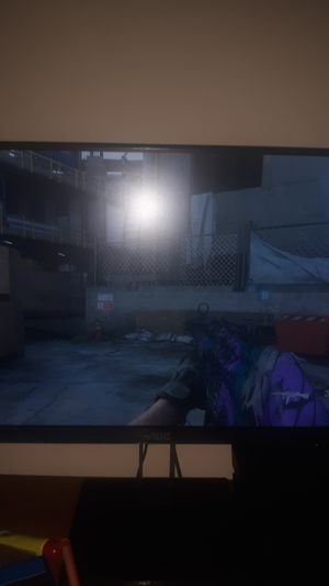 Aoc monitor 24 inch for Sale in Hazleton, PA