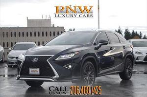 2017 Lexus Rx for Sale in Seattle, WA