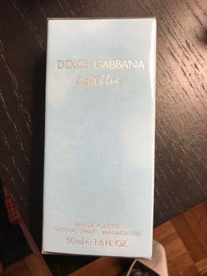 NIB Dolce and Gabbana Light Blue 1.6 oz for Sale in Brooklyn, NY