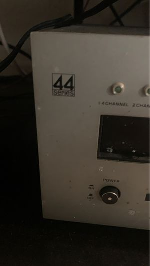 Am fm amplifier vintage for Sale in Davie, FL