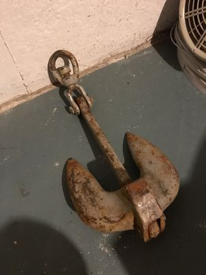 10 pound boat anchor for Sale in Downers Grove, IL