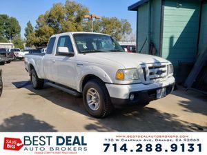 2009 Ford Ranger for Sale in Orange, CA