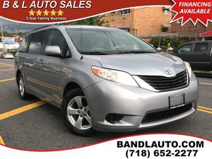 2014 Toyota Sienna for Sale in The Bronx, NY
