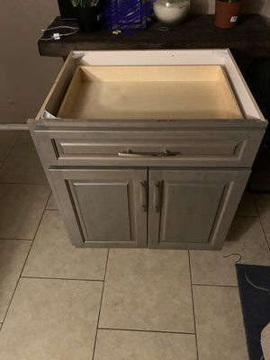 Cabinets for kitchen/ laundry room for Sale in Phoenix, AZ